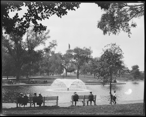 Frog Pond, Boston Common