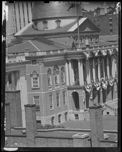 State House, Beacon Hill