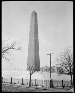 Boston Bunker Hill Monument