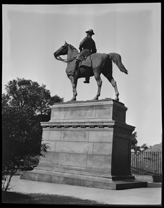 Hooker Statue, State House
