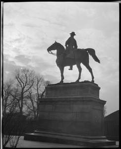 General Hooker Monument, State House Gardens