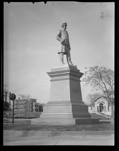 Admiral Farragut Statue, South Boston