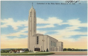 Cathedral of the Holy Spirit, Bismarck, N. Dak.