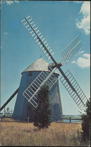 Cape Cod windmill, Bass River