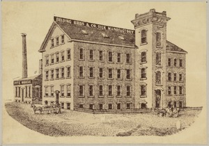 Belding Bros. and Co. silk manufactory