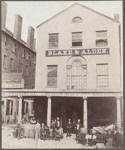 Blake and Alden furniture store