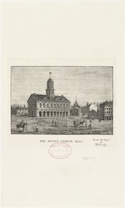 The second Faneuil Hall