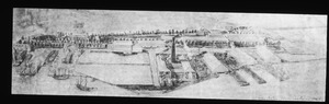 Charlestown Navy Yard in 1864