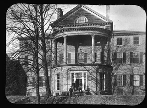 Barrell mansion (south side)