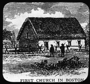 First Church in Boston, 1632