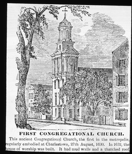 First Church of Boston