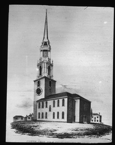 First Church on Town Hill, built in 1783
