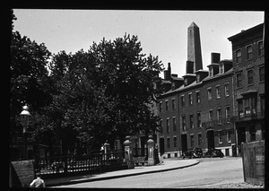 Adams Street on Winthrop Sq,