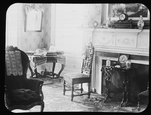 Sitting room in Goodwin House