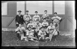 Bridgewater Normal School Baseball team