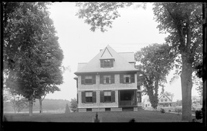 Boyden's  house, Groveside