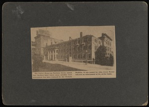 Parker House Hotel, New Bedford, MA