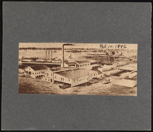 Tillinghast & Terry Lumber Yard and Planing Mill
