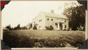 The Scott house in Acton