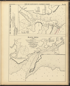 Ent. to Connecticut River or Saybrook Hbr., Conn. ; Black Rock, Conn.