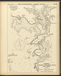 Cataumet, Wenaumet, Monument Beach and Onset, Mass.