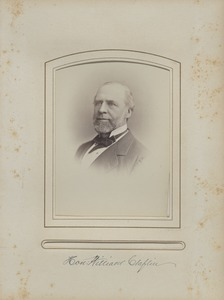 Members of the Jersey Stock Club of Newton - Hon. William Claflin -