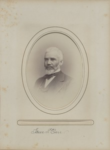 Members of the Jersey Stock Club of Newton - Isaac T. Burr -