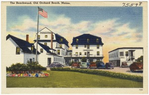 The Beachwood, Old Orchard Beach, Maine