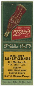 Back Bay Cleaners