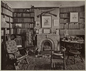 Governor Andrew's library: #110 Charles St.