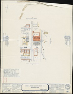 General Freezer & Storage Co., Inc., New Bedford, Mass. [insurance map]