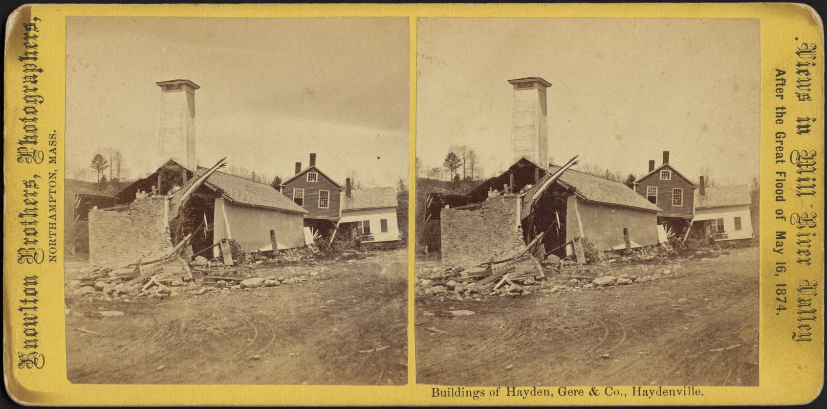Buildings of Hayden, Gere & Co., Haydenville