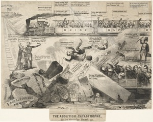 The abolition catastrophe. Or the November smash-up