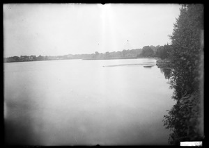 Across reservoir, Southboro - Plate #2 of 2