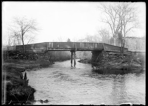 Bridge, Pine Grove Cemetery