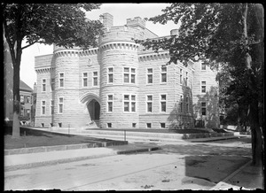 Armory New Bedford