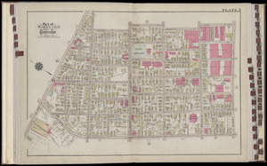 Atlas of the city of Cambridge, Massachusetts