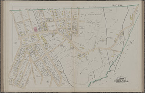 Atlas of the city of Chelsea and the towns of Revere and Winthrop