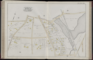 Atlas of the city of Boston, volume five, Dorchester Mass.