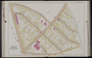 Atlas of the city of Boston, volume eight, South Boston, Mass.