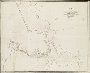 Plan of the harbour of Boston, from surveys made under the direction of commissioners appointed by a resolve of the legislature, passed March 5th 1835