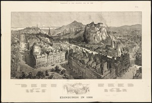 Edinburgh in 1886