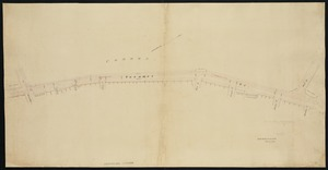 [Plan of Tremont Street from Park to Boylston]