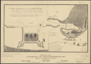 [Fort Moultrie, Charlestown, South Carolina]