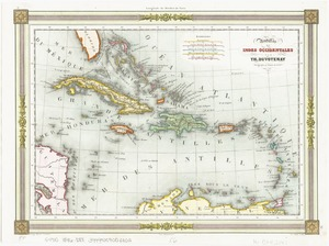 Antilles ou Indes Occidentales