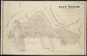 Plan of East Boston