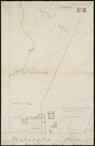 [Plan of William Jackson's farm, Newton]