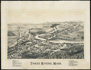 Three Rivers, Mass