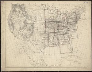 Base-map of the United States