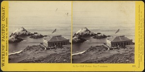 At the Cliff House, San Francisco